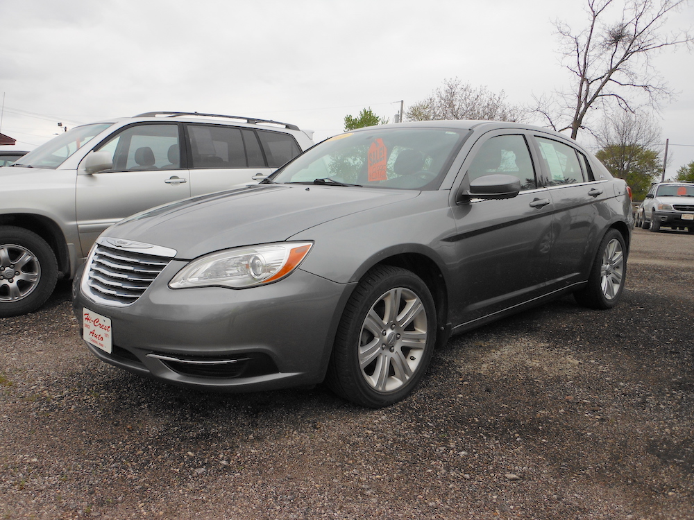 11chrysler200touring
